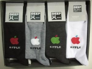 مردانه کلاسیک طرح سیب apple